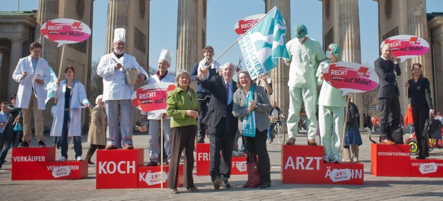 Equal Pay Day Berlin