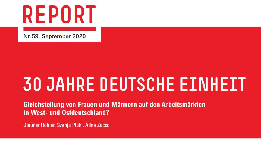Titelblatt WSI Report