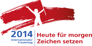 internationaler Frauentag 2014