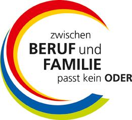 Logo Zwischen Beruf und Familie passt kein oder