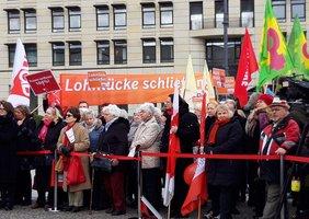Bild Gewerkschafter*innen