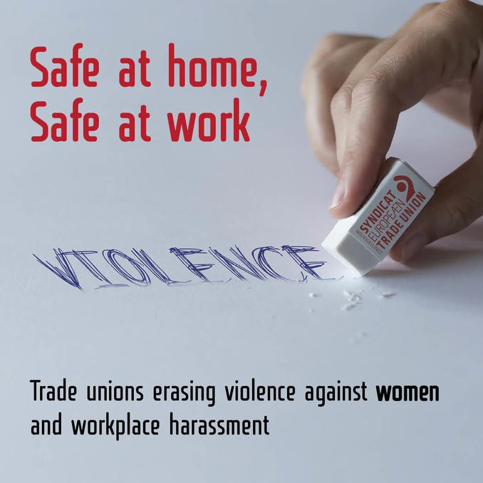 Safe at ohme - safe at work