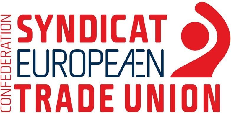 Logo_Confederation_Syndicat European Trade Union